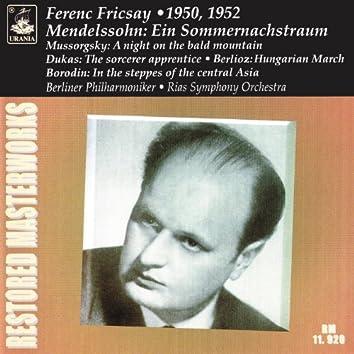 Fricsay Conducts Mendelssohn: Ein Sommernachstraum