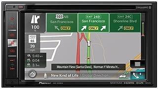 Pioneer AVIC-6100NEX in-Dash Navigation AV Receiver with 6.2