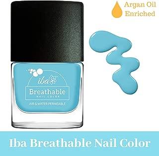 Iba Halal Care Breathable Nail Color, B20 Sunny Beach, 9ml