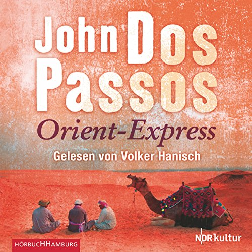 Orient-Express  By  cover art