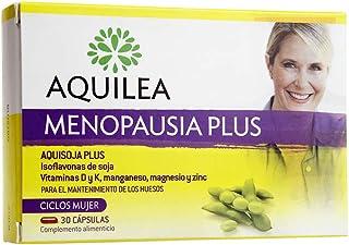 Aquilea Menopausia Aquisoja Plus. 30 cápsulas