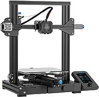 Creality Ender 3 V2 静音 3Dプリンター 印刷サイズ220x220x250mm ガラスベット 停電復帰 高精度 FDM 3D Printer