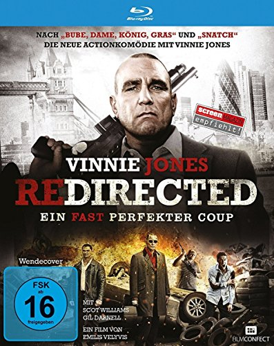 Redirected - Ein fast perfekter Coup [Blu-ray]