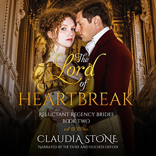 The Lord of Heartbreak audiobook cover art