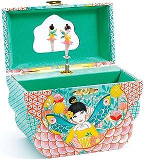 DJECO 36081 Flowery Melody Treasure Box