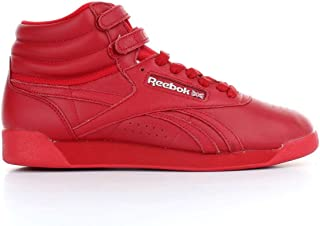 Reebok Freestyle Hi Gilded Marron//Or j02985/ Taille Euro 37//Us 6,5//UK 4//23,5/ cm