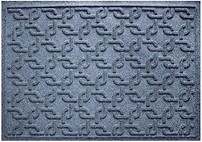 """Aqua Shield Interlink Mat, Bluestone, 2"""" x 3"""""""