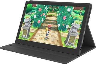 Monitor portátil Pantalla de 7 Pulgadas - Pantalla IPS capacitiva 1024x600, Segunda Pantalla con Laptop, Mini HDMI - Compa...