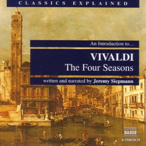 An Introduction To … Vivaldi: The 4 Seasons: Orchestral Strings Enter, Part By Part; Soloist Depicts The Biting Wind