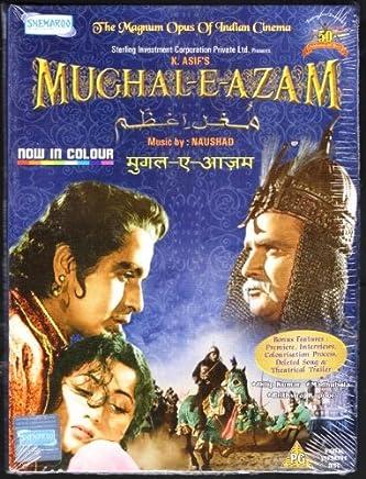 Mughal-E-Azam - Colour