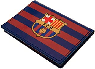 FC Barcelona Faux Leather Card Holder