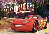 Wizard + Genius WG de 10609V4de LC Papel pintado fotográfico Disney: Cars Road Trip