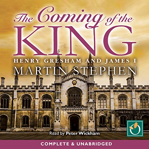 The Coming of the King audiobook cover art