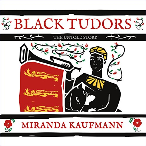 Black Tudors audiobook cover art