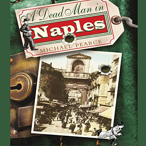 A Dead Man in Naples audiobook cover art