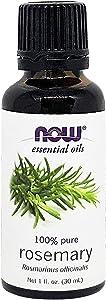 Now Foods Organic Essential Oils, Rosemary, 1 fl oz (30 ml)