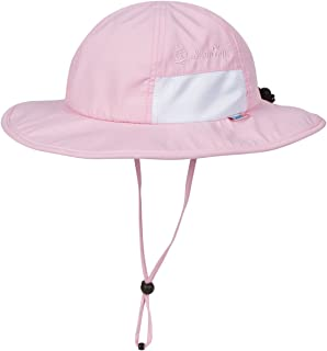 SwimZip Unisex Child Wide Brim Sun Protection Hat UPF 50...