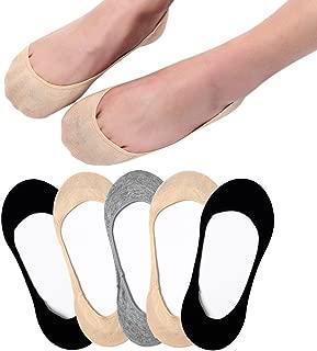 Ultra Low Cut Liner Socks Women No Show Non Slip Hidden...