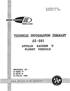 Technical Information Summary AS-501 Apollo Saturn V Flight Vehicle