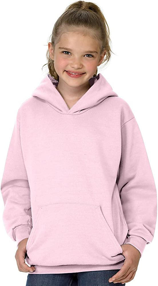 Hanes Youth ComfortBlend EcoSmart Pullover Hoodie