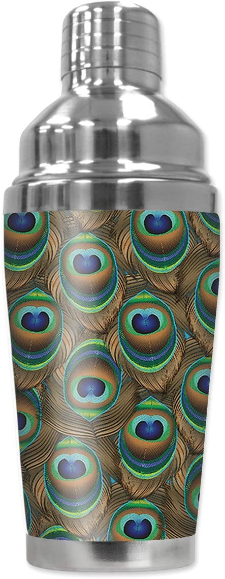 Mugzie brand 20 Ounce Cocktail Shaker with Wetsuit Insulated Regular dealer Tampa Mall Cov