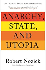 Anarchy, State, and Utopia Kindle Edition