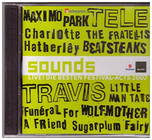 Various Artist – Die besten Festival Acts 2006 Rock am Ring / Rock im Park Musikexpress 125 Sounds - Live! CD, Compilation, Promo
