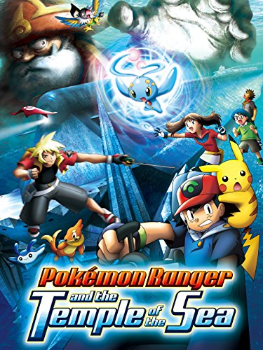 Pokémon Ranger and the Temple of t…