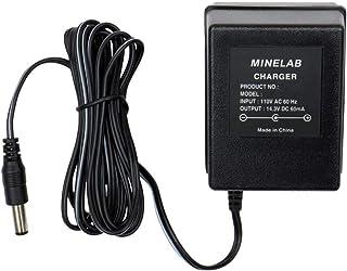 Minelab 110V NiMH Battery Charger for E-TRAC, Explorer, Safari Metal Detectors - 3011-0238