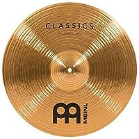 "MEINL Cymbals マイネル Classic Series クラッシュシンバル 17"" Crash C17PC 【国内正規品】"