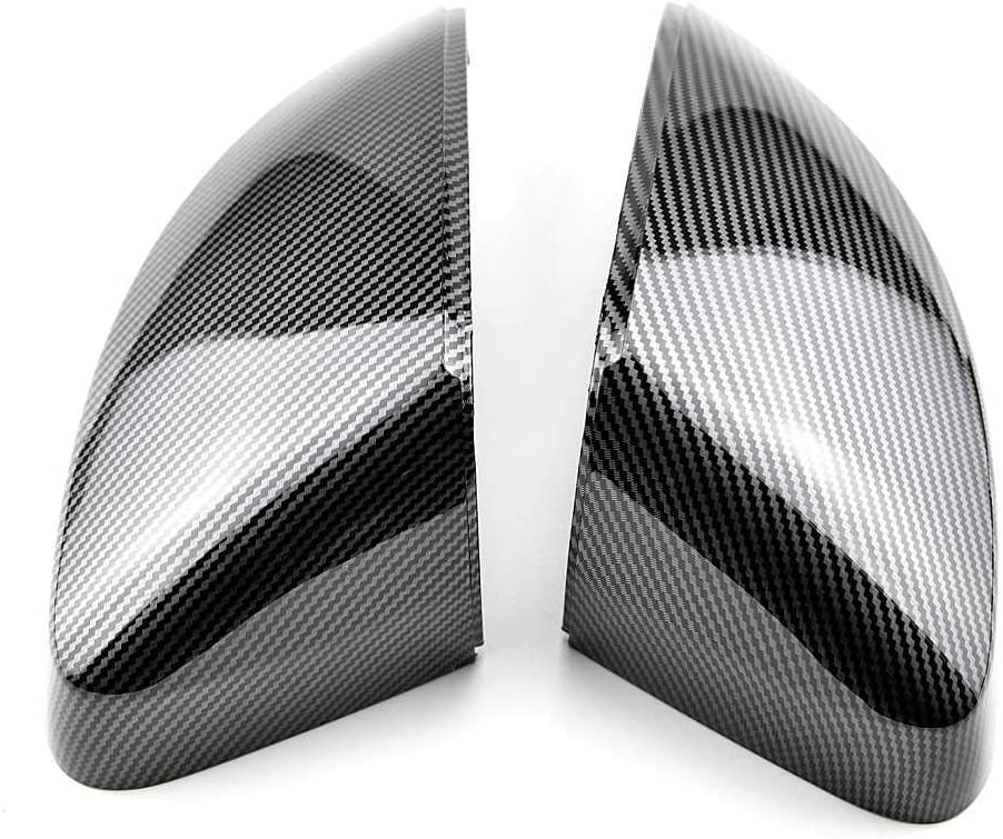 FLJKCT Car San Antonio Mall Rearview Mirror Cover Fit for 8V RS3 2014-201 S3 Audi 5 popular