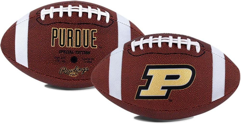 NCAA Notre Dame Game Time Full Size Football : Sports & Outdoors