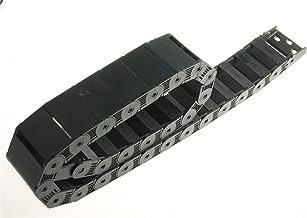 WNJ-TOOL, 1st kabelketting Semi-ingesloten binnenzijde opening 18 X 37mm 18 X 50mm Drag Plastic Handdoek Transmission Mach...