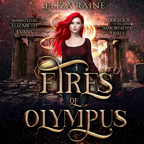 Couverture de Fires of Olympus: Books Ten, Eleven & Twelve