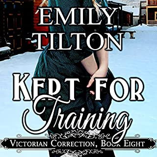 Kept for Training audiobook cover art