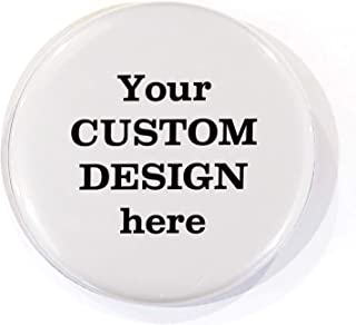 """Best Custom 2.25"""" Pinback Button - Made in the USA Review"""