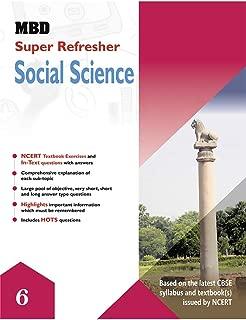 MBD SUPER REFRESHER SCIENCE - VI (CBSE) (E)