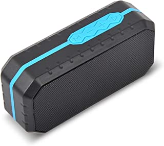 Brinonac Mini Portable Bluetooth Speakers, Waterproof Wireless Speakers with HD Stereo Sound, IP65 Waterproof, Built-in Mic, for Indoor and Outdoor, Small