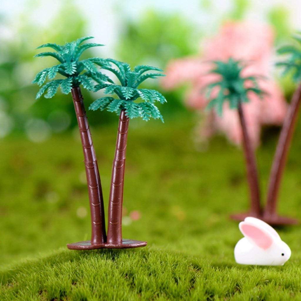 1 Set Chair Table #2 Tenlacum Creative Micro Fairy Garden Figurines Resin Mini Miniatures//Terrarium Decor DIY Ornaments Accessories