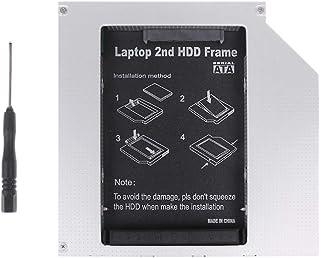 BIlinli 12.7mm 2nd HDD Caddy IDE a SATA 2.5