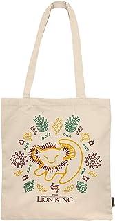Bolso Asas Algodón Lion King Unisex niños, Multicolor, Talla única