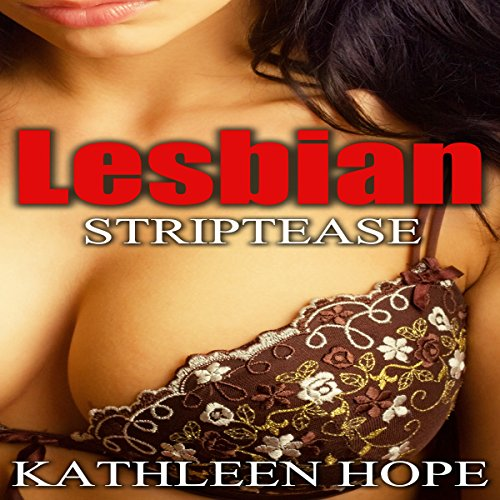 Lesbian Striptease audiobook cover art