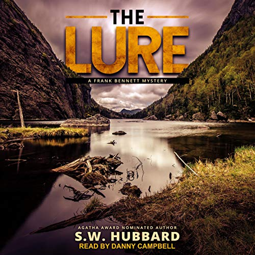 The Lure audiobook cover art