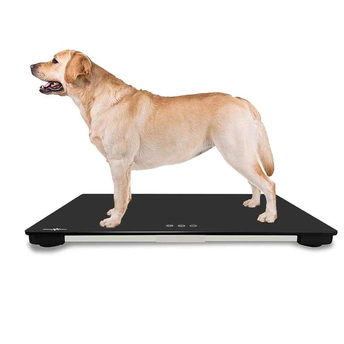 黙スペード特に大きな犬の体重計、10gの高精度、大型犬や体重を測定する多くの猫に適しています獣医犬の体重計