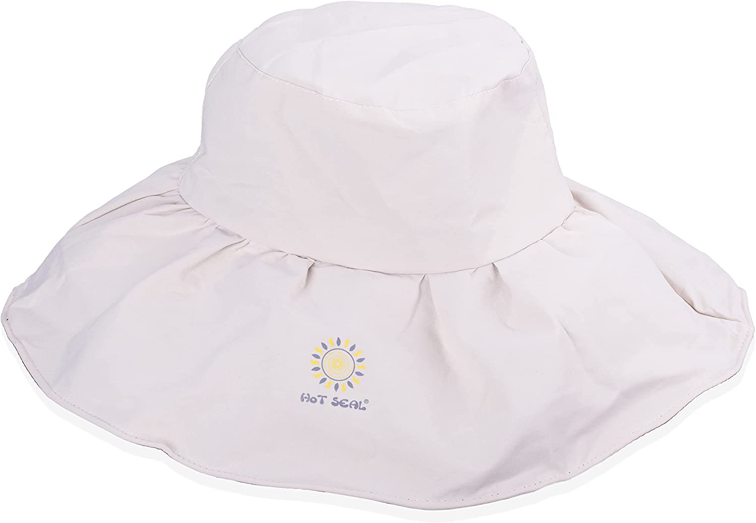 Very popular HOT SEAL Ladies Sun Hat for Large-scale sale Summer Protection Women Brim UV Wide