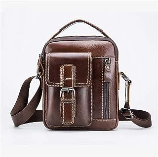 Best leather mens crossbody bag Reviews