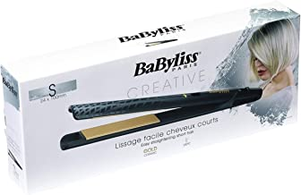 BaByliss  Ceramic Hair Straightener, 24mm - Gold BABST410SDE
