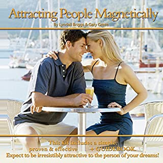 Attracting People Magnetically audiobook cover art