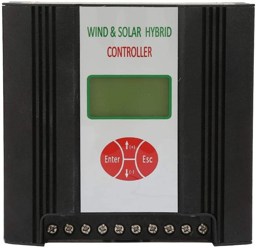 PAJKWW WCY 12V 150W 300W 400W Charge Controlle Beauty Today's only products Solar Hybrid Wind