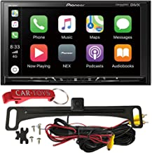 """$349 » Pioneer DMH-1500NEX Digital Media Receiver Safe Driver's Bundle with HD Backup Camera. Car Stereo with 7"""" WVGA Display, Ap..."""